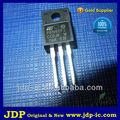 nuevo y original de piezas de ic del transistor 6n60fi en los circuitos integrados