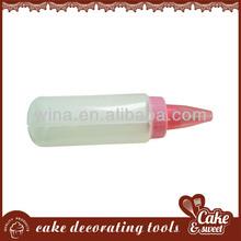 Color icing Cake decorating bottle