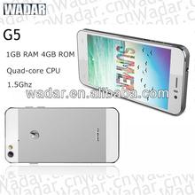 2014 new Hot sell JIAYU G5 Phone MTK6589t