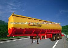 China trailer manufacturer CTAC Best-selling Oil/Fuel Tanker Semi Trailer 36000L