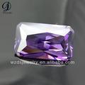 china brillante púrpura rectángulo de piedra piedras preciosas al por mayor en línea de alibaba