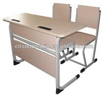 New design double school desk KZ98