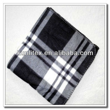 acrylic cotton polyester blanket