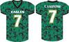 Custom American Football Jersey