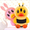 FL3200 Guangzhou new product duck silicone phone civer case for samsung galaxy note 3 n9000