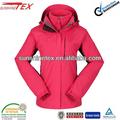 chaqueta de invierno tela de invierno abrigos de invierno para las mujeres