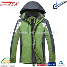 men's winter outdoor jacket waterproof
