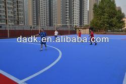 High quality PP interlocking sport court floor tiles