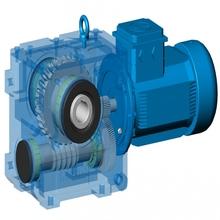 i.Mak/WEG/HYDRO-MEC Helical gearboxes