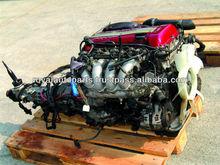 High quality used engine , japanese used toyota hiace diesel van