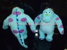 cartoon monster image plush animals soft promotional