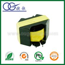 RM8 power transformers equipment,vertical,pin6+6