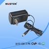 24W 12V 2A Power Adapter with CE UL FCC ROHS