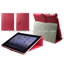 Portfolio case for ipad mini,notebook case for ipad mini,pu case for ipad mini