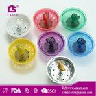 Modern Design Cute Plastic mesh tea strainer