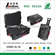 Hard Plastic Equipment Tool Case