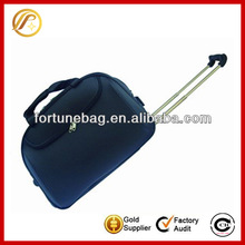 1680D business luggage bag with trolley