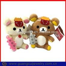 Fashion souvenir plush bear toy