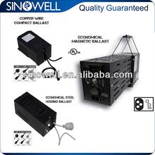 Magnetic ballast for hps/mh lamps for hydroponics indoor garden
