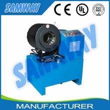 SAMWAY 2 inch 4 wire crimping machine