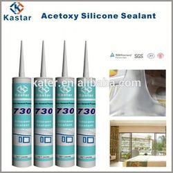 High performance RTV mastic sealant factory price