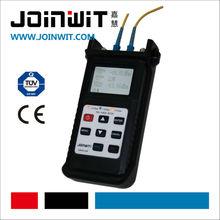 JOINWIT,JW3212B,Three status LEDs representing Pass,Warn,Fail,PON power meter,optical fiber laser meter