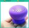 New arrival mini sucker speaker, ball sucker speaker with suction cup