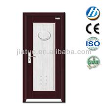 p-40 decorative security door aluminum glass folding door external security door