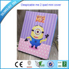 Hot sale! Despicable Me 2 shock kid proof case for ipad mini