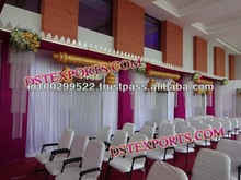 INDIAN WEDDING DECORATED HANGING PILLARS