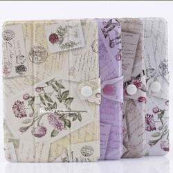 dustproof tablet leather case for ipad mini, for ipad mini new fashion case