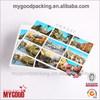 Most popular stylish custom clear educational card games