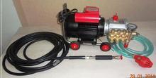 high pressure washing pump