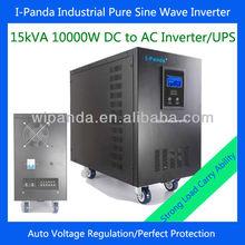 Power supply DC to AC 15000VA 10000W 12V 24V 48V 96V 192V (optional)