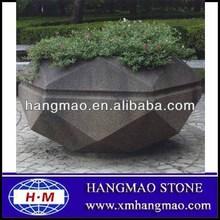 granite old stone flower pots wholesale