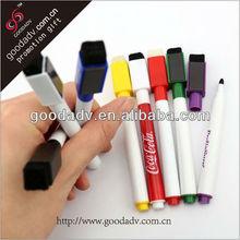 Factory custom design magnetic erasable pen