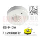 ES-P13A PIR Sensor for ceiling motion snesor PC material