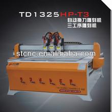 automatic cnc wood copy lathe machine