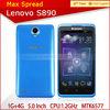 lenovo s890 mtk6577 8mp dual camera 1gb ram all china mobile phone models