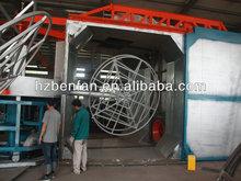 carrousel rotational equipment