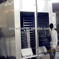 Máquina industrial profesional para el secado de fruta / máquina deshidratadora de comida / horno secador para fruta