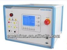 De alta tensão gerador de onda que atender o IEC 61000 - 4 - 5 padrão tensão de saída 0-6KV