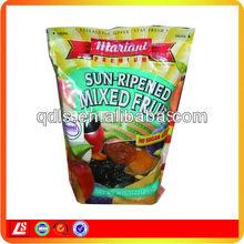 Stand up frozen food bag/snack food