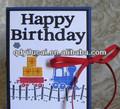 2014 chinês cartões de aniversário