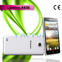 "5"" IPS Screen Lenovo A656 MTK6589 Dual SIM Quad Core Smartphone White"