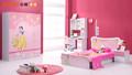 أطفال جديدة 2014/ مجموعة غرف نوم الأطفال المصنوعة في الصين/ الأثاث ja6101 سنو وايت