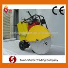 SZ500A+ Honda engine Concrete Road Cutting Machine, asphalt road cutter from China