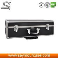 Professional Aluminum Hard Case With Foam Tools Storage Case