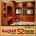 guangzhou modular armário de madeira de cerejeira