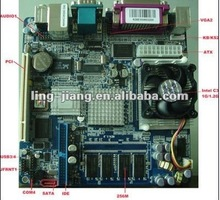 Compact ATX motherboard for industry(pcm5-628em)